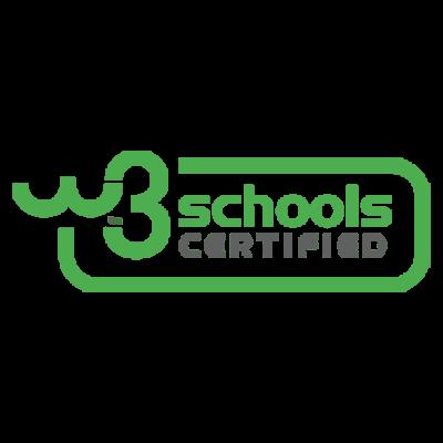W3 Schools - la certification mondiale du dev